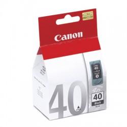 ตลับหมึกอิงค์เจ็ท PG-40 ดำ Canon