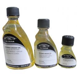 วินเซอร์สื่อผสมสีน้ำมันลินสีด Refined Linseed Oil