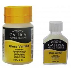 วินเซอร์สื่อผสมสีอะครีลิคกรอสวานิช Galeria Gloss Varnish