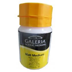 วินเซอร์สื่อผสมสีอะครีลิคแม็ทมิเดียม Galeria Matt Medium