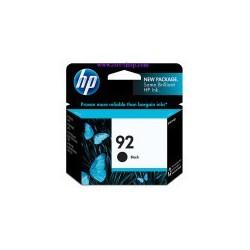 ตลับหมึก อิงค์เจ็ท HP-C9362WA (No.92) สีดำ