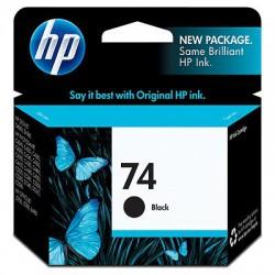 HP CB335WN (No.74) สีดำ