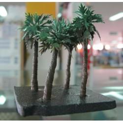 ต้นตาล 4 ต้น