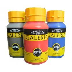 สีอะครีลิค GALERIA 500 ml.