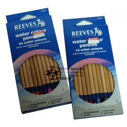 สีไม้ ระบายน้ำ Reeves Water Colour pencils