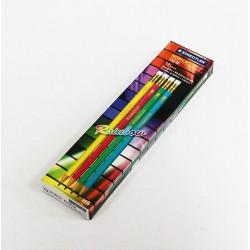 ดินสอไม้ HB ตรา Steadtler (12ด้าม) Norica Rainbow