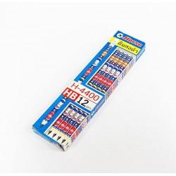 ดินสอไม้ HB ตรา ม้า (12ด้าม) H-4400