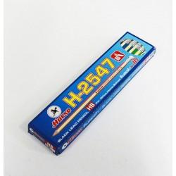 ดินสอไม้ HB ตรา ม้า (12ด้าม) H-2547