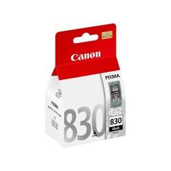 ตลับหมึก อิงค์เจ็ท Canon PG-830BK สีดำ