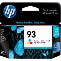 ตลับหมึก อิงค์เจ็ท HP-C9361WA (No.93) 3 สี