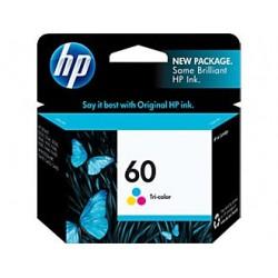 HP CC643WA (No.60) สี