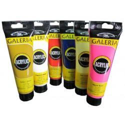 สีอะครีลิค GALERIA 120 ml.