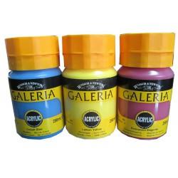 สีอะครีลิค GALERIA 250ml.