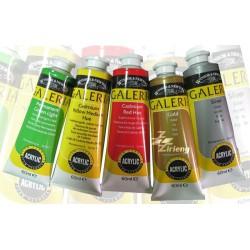 สีอะครีลิค GALERIA 60 ml. Acrylic Paint