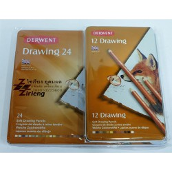 สีไม้ Drawing ตรา Derwent