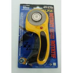 คัตเตอร์ใบมีดกลม Rotary Cutter 60mm. RTY-3/DX ตรา Olfa