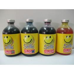 หมึกเติมเครื่องพิมพ์ Smile Canon 100 ml.