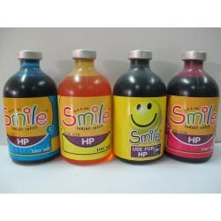 หมึกเติมเครื่องพิมพ์ Smile HP 100 ml.