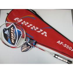 ไม้แบดมินตัน Ninja AF-550-A เดี่ยว