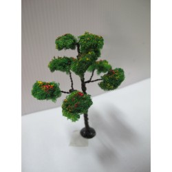 โมเดล ต้นไม้ดอกสี T1/50
